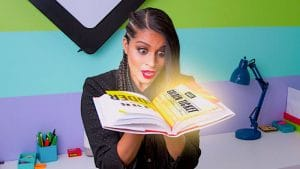 Lilly Singh's official instagram