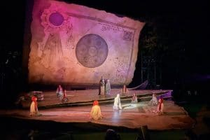Shakespeare in the Park ONLINE 01
