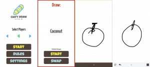 Multiplayer gaming apps who can't draw