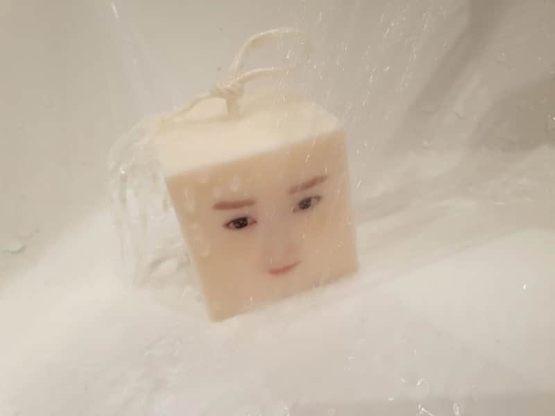 face candle 4