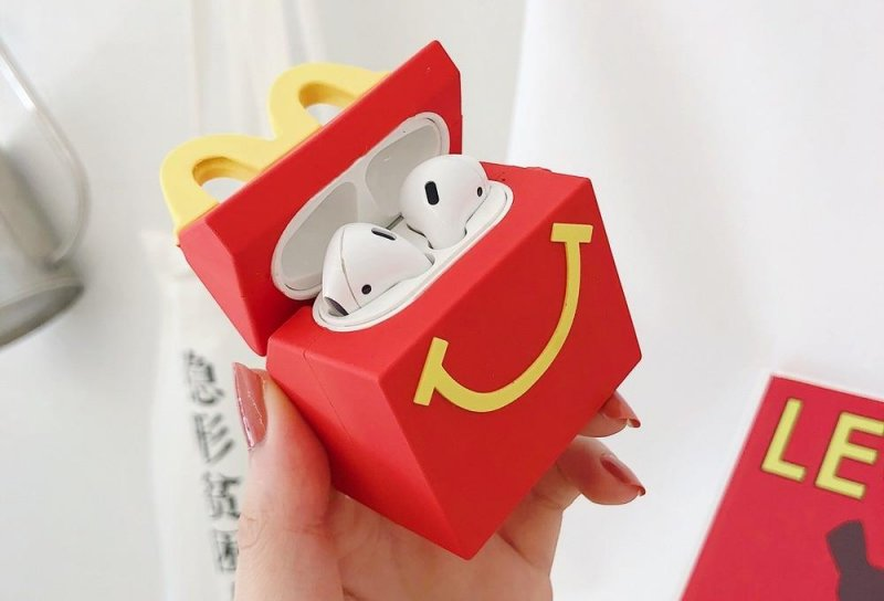 mcdonalds airpods case online