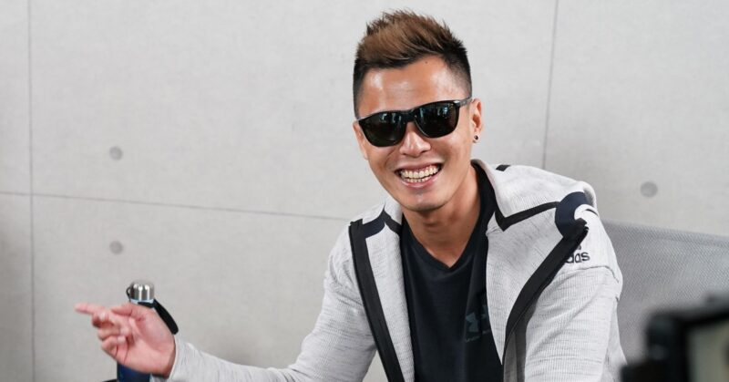 Xiao Ming Interview 1 2