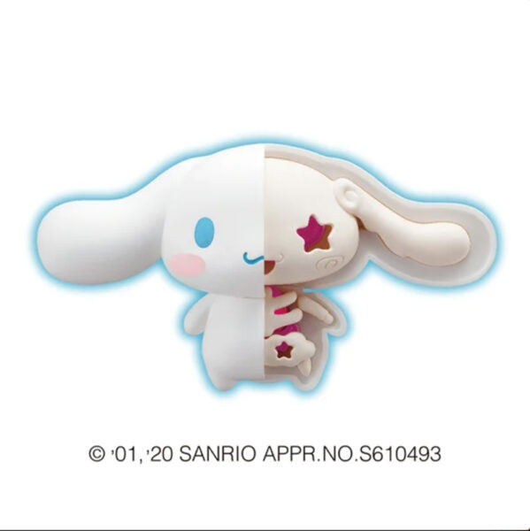 Sanrio Toys Dissect 3